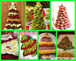 creative food ideas any food platter into the shape of a