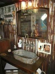 rustic country bathroom ideas rustic bathroom decorating idea