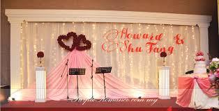 wedding backdrop stand malaysia wedding decoration kl wedding decoration ideas to make