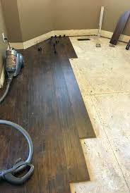 Diy Laminate Flooring On Concrete Diy Select Surfaces Laminate Flooring Our Big Reveal The