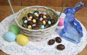 easter peanut butter eggs peanut butter easter eggs recipe recipetips