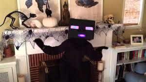 Enderman Halloween Costume Enderman Costume