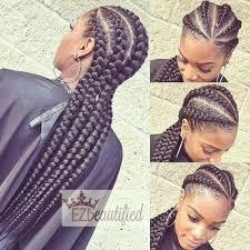 ghana braiding hairstyles 1000 ideas about big cornrows on pinterest ghana braids with