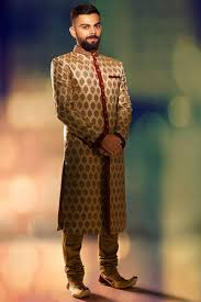 latest virat kohli traditional wear collection at manyavar