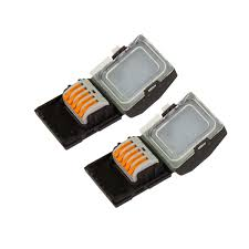 Landscape Light Connectors Pro Micro Junction Direct Burial Connector 2 Pack