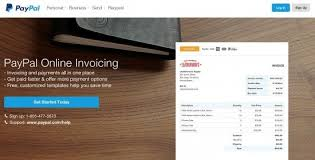 paypal invoice template how to write