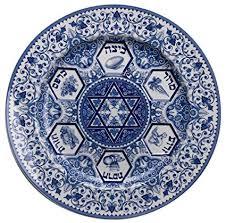 sedar plates spode judaica seder plate kitchen dining