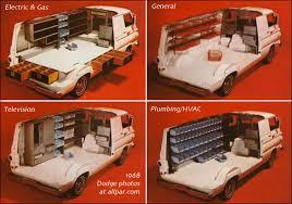Conversion Van Interiors Dodge A Series Vans A 100