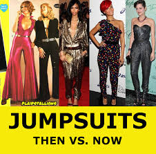 1970s jumpsuit 2011 trend report the season s vintage fashion influences from