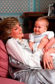 Princess Diana S Sons by February 1983 U2013 Princess Diana With Son Prince William At