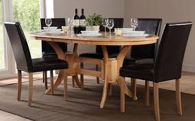 Extending Dining Table And 6 Chairs Oval Dining Room Table And Chairs Interior Design Chicago