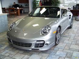 porsche metallic 2008 gt silver metallic porsche 911 turbo cabriolet 131293