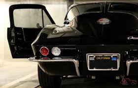 1963 split window corvette for sale corvette sting ray split window fully restored resto mod custom