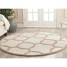 safavieh cambridge ivory beige handmade moroccan wool area rug 6