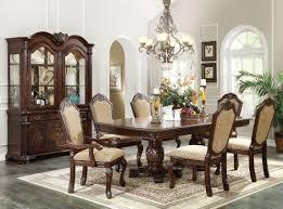 double pedestal dining room table de ville double pedestal dining table