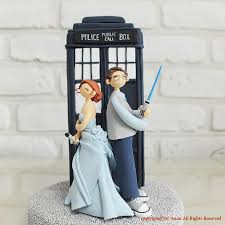 dr who cake topper custom cake topper doctor who wars combined theme 2409805