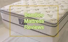 Most Comfortable Queen Mattress Best Bamboo Mattress Reviews 2017 U2013 Buyer U0027s Guide