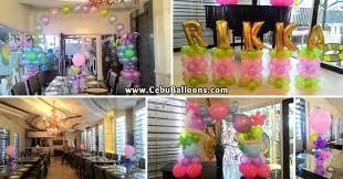 pino restaurant cebu balloons and party supplies