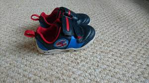 size 5 light up shoes clarks boys light up shoes size 5 g hardly worn in comber county