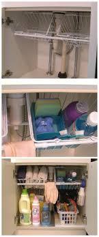 bathroom sink organizer ideas 20 clever kitchen organization ideas wire basket organizing and