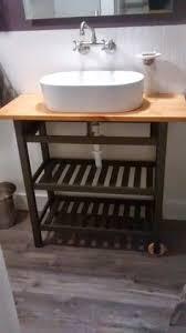 Ikea Hack Bathroom Vanity by 15 Genius Ikea Hacks For Bathroom Ikea Kitchen Cart Kitchen
