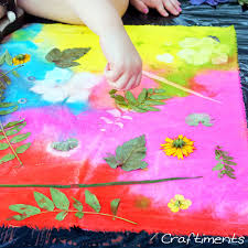 hello wonderful 8 fun and colorful end of summer crafts