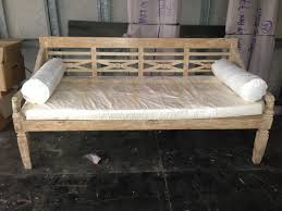 daybeds u0026 furniture medium balinese daybed wash recycled