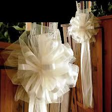 pew decorations for wedding church pew decorations for weddings yahoo image search results