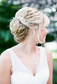 chiffon hairstyle 2015 may wedding hairstyle ideas soft delicate curls updo for