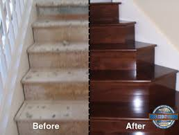 Refinished Hardwood Floors Before And After Dustless Hardwood Floor Refinishing Company In New Jersey
