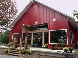 barn wedding venues illinois big barn mcleansboro il