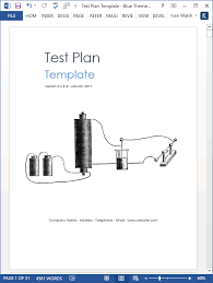 software testing templates 50 word u0026 27 excel