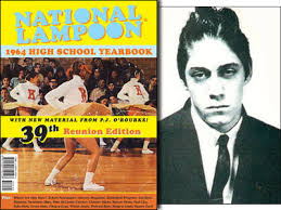 national loon 1964 high school yearbook news from me evanier s