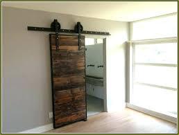 Wooden Closet Door Sliding Barn Closet Doors Closet Door Sliding Wooden Doors For