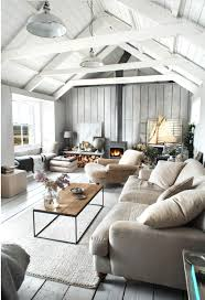 barn house living rooms cococozy
