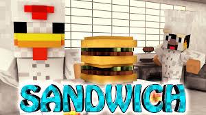 Chef Decor For Kitchen by Minecraft Sandwich Mod Showcase Kitchen Mod Chef Decorations