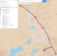 Esu Map Pocono Pony New Routes November 2015