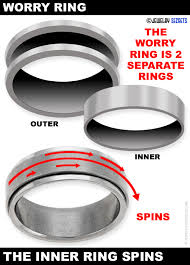 worry ring what are worry rings jewelry secrets