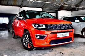 modified jeep 2017 new jeep compass modified in india pictures details