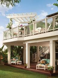 How To Build A Covered Pergola by Best 25 Under Deck Ceiling Ideas On Pinterest Walkout Basement