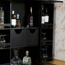 Black Display Cabinet With Glass Doors by Furniture Interesting Ikea Curio Cabinet For Vertical Style
