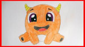 draw cute monster cute stuff cartoons