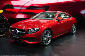 mercedes e class coupe 2018 mercedes e class coupe removes two doors and comes to
