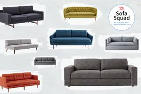 Which Leather Is Best For Sofa The Most Comfortable Sofas At West Elm Tested U0026 Reviewed