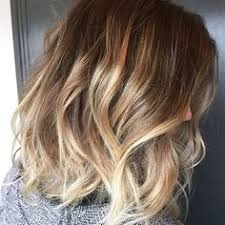 Dark Blonde To Light Blonde Ombre La Gorgeous Long Flowing Hair Cut Style Anh Co Tran