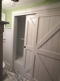 Closet Door Idea Enchanting Bathroom Closet Door Ideas 100 Images Best 25 Small
