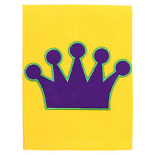 mardi gras crown mardi gras crown applique towel mardigrasoutlet