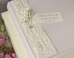 large wedding photo album large wedding album etsy