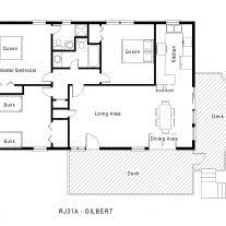 simple farmhouse floor plans home architecture smashing images about plans on bedroom single