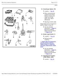 012 volkswagen passat official factory repair manual 4 spd automati u2026